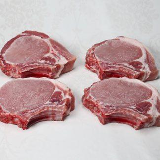 Gourmet Thick Cut Pork Chops